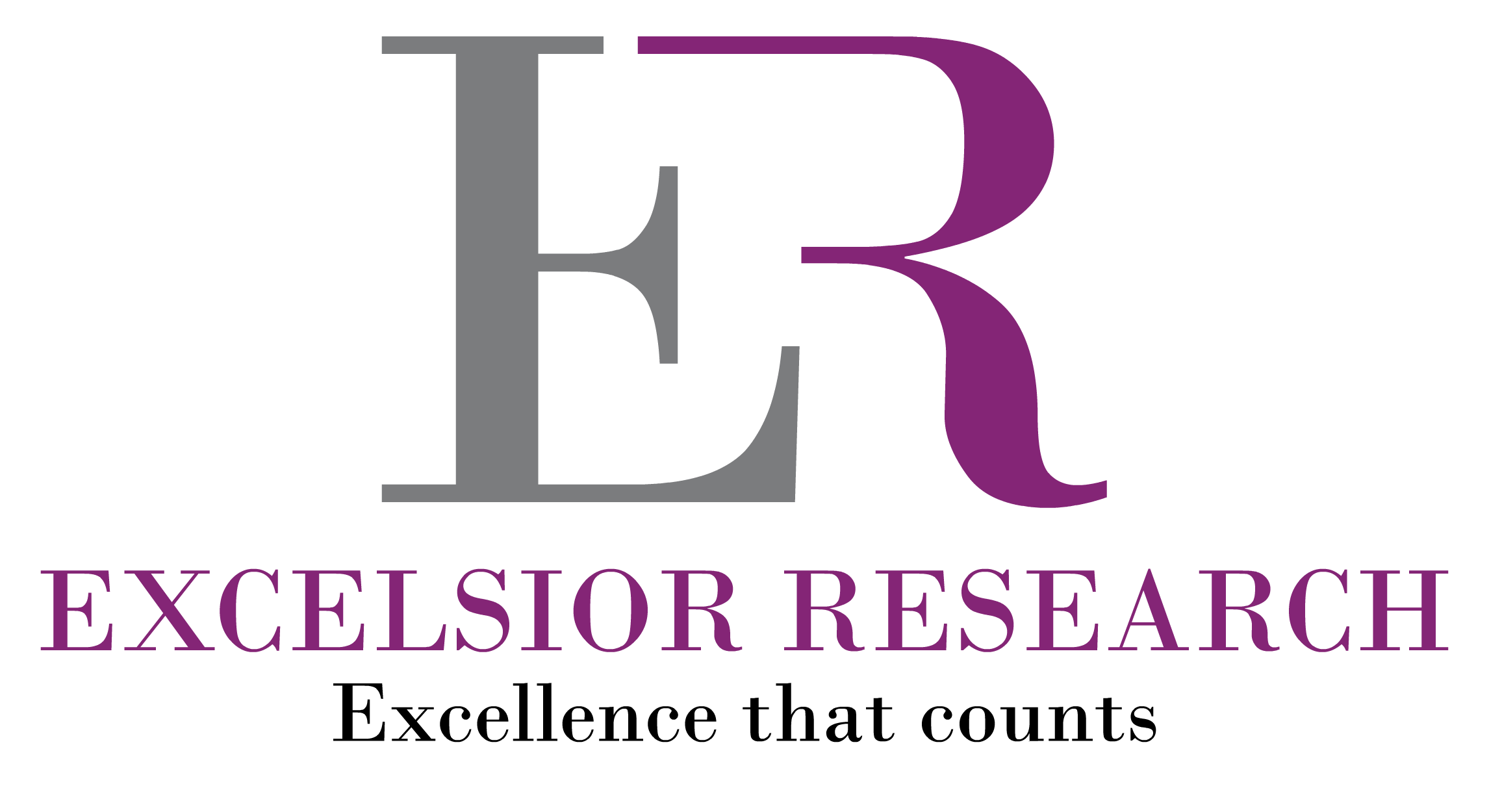 EXCELSIOR RESEARCH LOGO